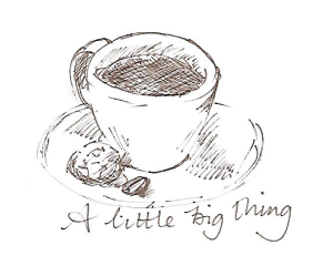 Penny Hunt's drawing of a little big thing